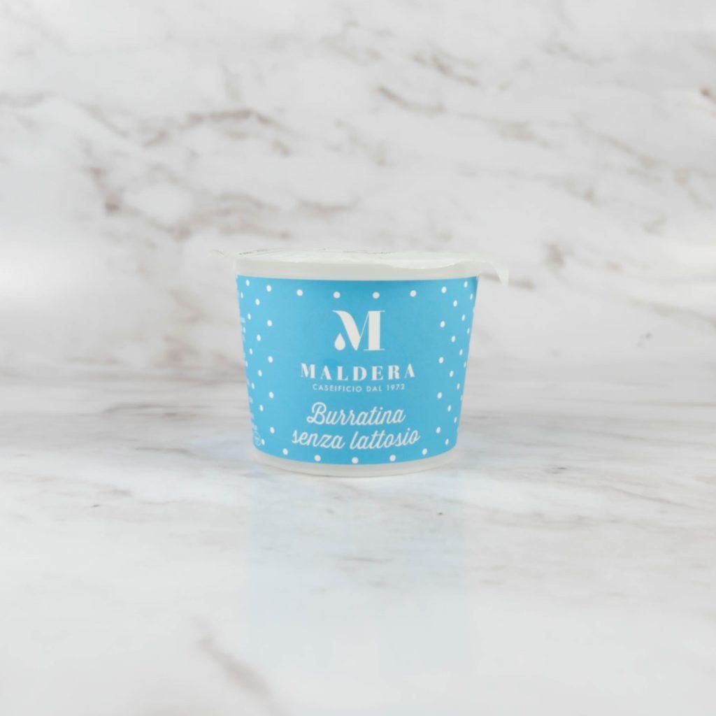 Burratina senza lattosio
